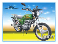 Motorcycle new and nice design dirt bike 150CC (150DT )