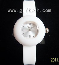 OTM silicone jelly watch