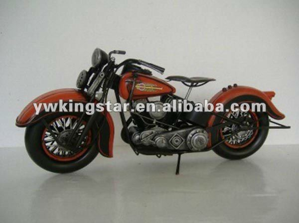 2016 Fashion Antique Motorcycle Model, Old Mini Motorcycle Model