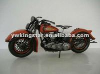 Antique Motorcycle Model, Old Mini Motorcycle Model