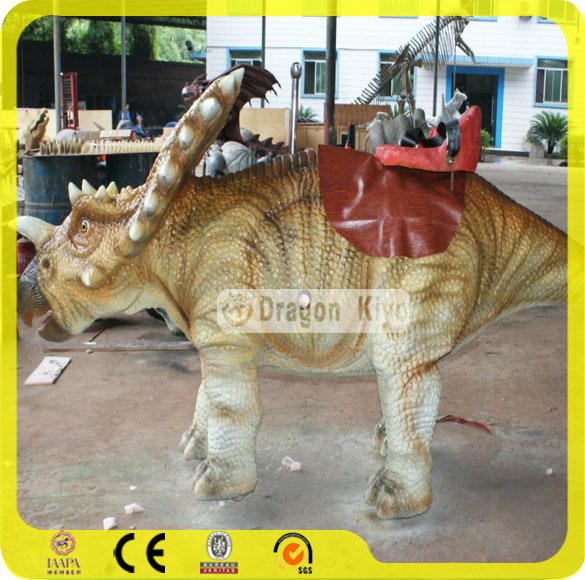 2015 attractive for children walking animal plastic dinosaur
