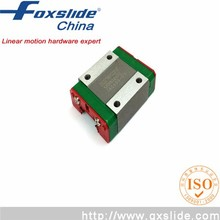 MGN12C Linear Block Carriage Miniature Linear Motion Guide Way For Medical Equipment