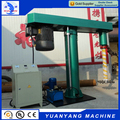 Factory offer hydraulic lift 30KW plaster emulsion high speed paint disperser