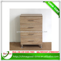 Knock down design wooden babies chest of drawers