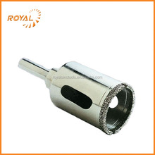 Mainly for glass ,diamond core drill bit