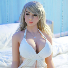 158cm Real Touch Feeling Silicone Sex Doll for men Women Vagina hot body attract Picture