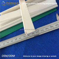 Solid Silicone Rubber Angle Section Extrusions