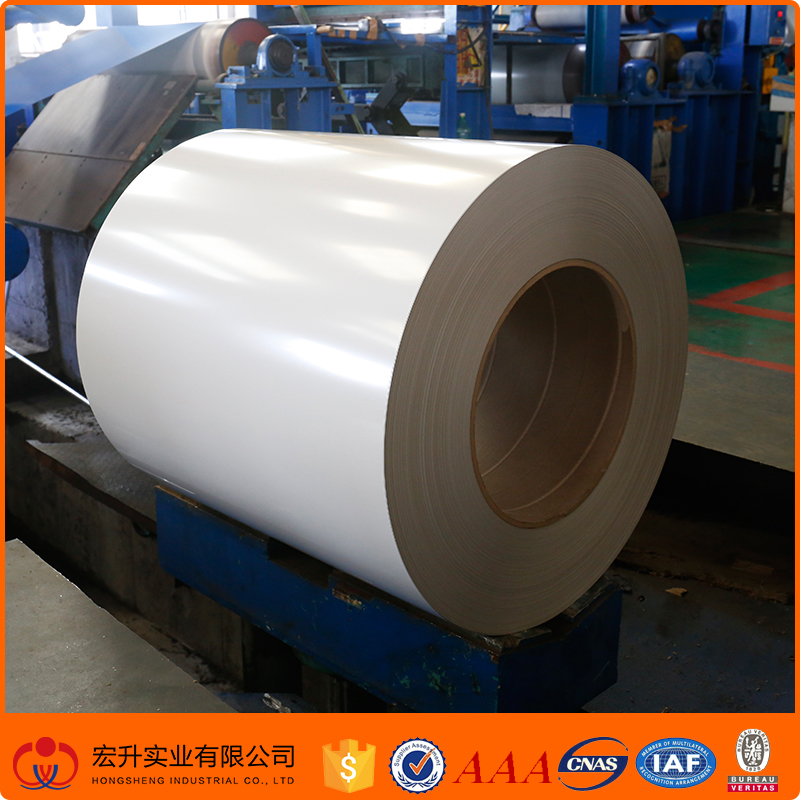 China factory sale prepainted galvanized steel coil/ppgi for building material