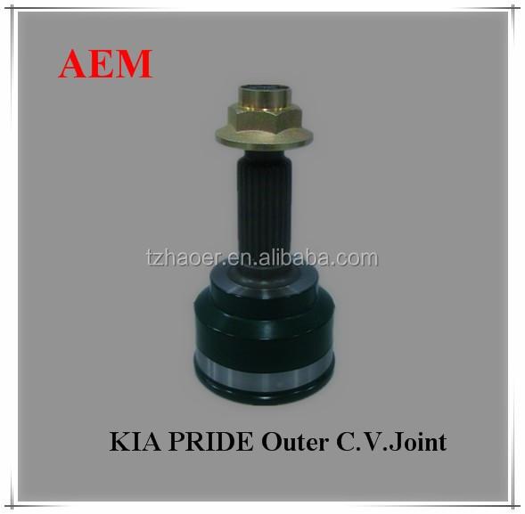 Nice design Pride 20T green CV Joint