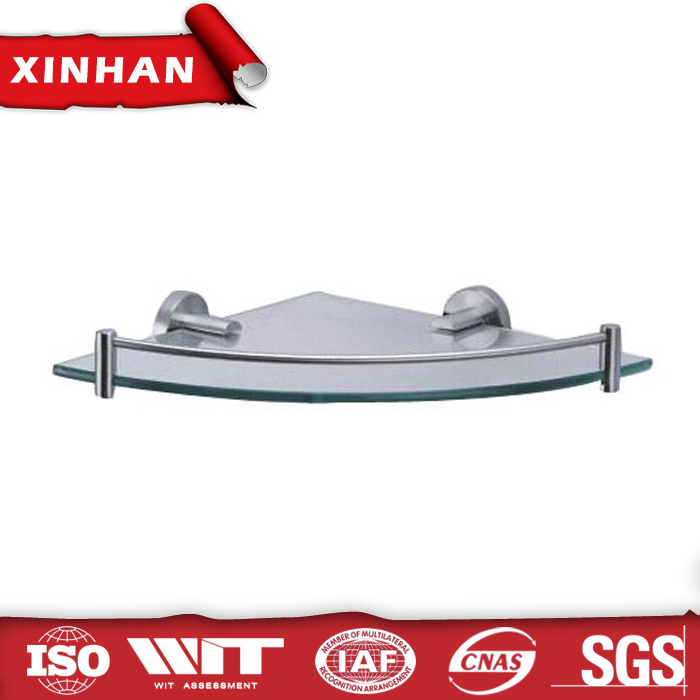 bath furniture wall mounting fittings corner v shaped wall shelves