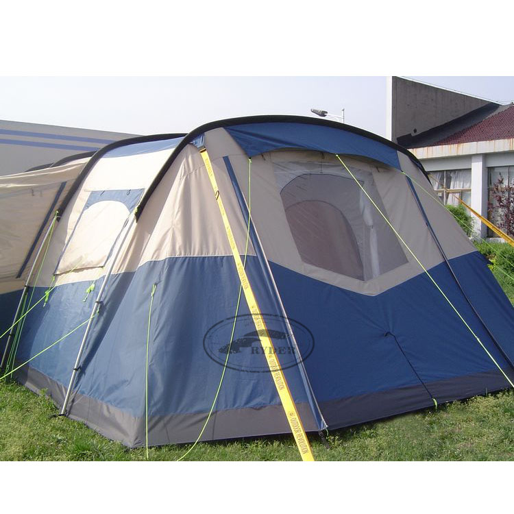 Factory Directly Provide Luxury Safari Camping Family Tent For Sale