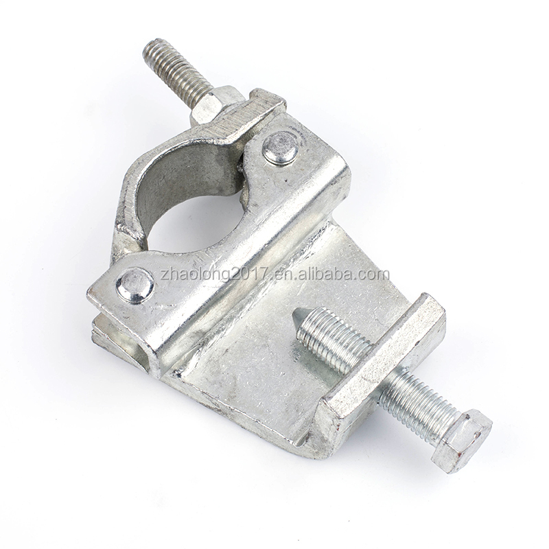 Q235 Forged Scaffolding Fixed Beam Clamp Grider Couplers
