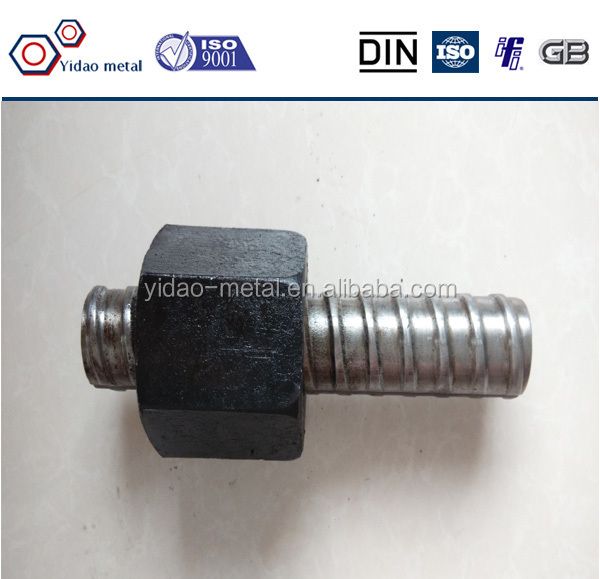 High quality m15 hot rolled tie rod for formwork/formtie