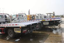Brand New 6 Ton Under Lift Road Wrecker Truck Supplier In China