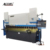 CNC Servo Press Brake 60 tons with 4 axis(Y1, Y2,X,W) Delem DA52s CNC System and Safety System