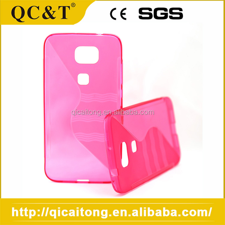 Best Seller High Quality S Line Case For Cell Phone For Huawei P6