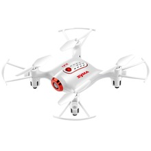 Syma X21 Remote Control Small Quadcopter Drone 2.4GHz 4CH RC Mini Pocket Helicopter