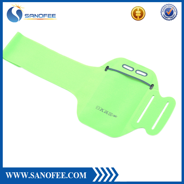 Customized OEM High quality mobile phone case for iphone 5 5s 5c for iphone5 running sport armband with high quality