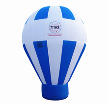 Big inflatable advertising balloon, inflatable helium balloon