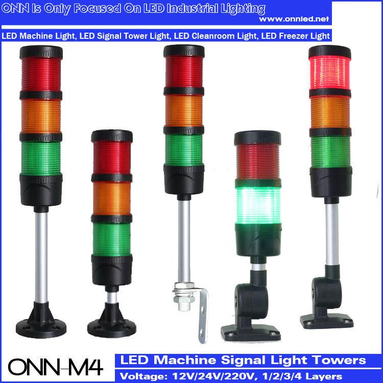 Industrial Emergency Indicator Light Crane Warning Lights