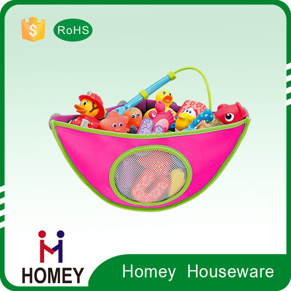 Organizador Juguetes Baño:Kids Bath Toy Storage