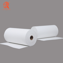 flexible thermoelectric Insulating low thermal conductivity ceramic fiber paper