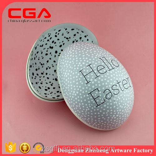 Latest design high quality candy packing paper easter egg
