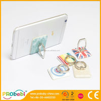 PU material Mobile Phone Ring finger Holder
