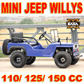 125cc Petrol Mini Jeep for Kids