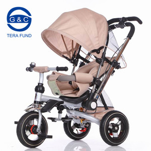 Baby stroller tricycle for baby