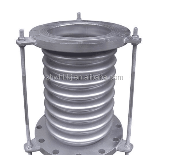 Model HQ69 High Temperature Welded metal bellows