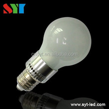 Wholesale 360 degree 3w 5w 7w ceramic led bulb e27 b22 in china market