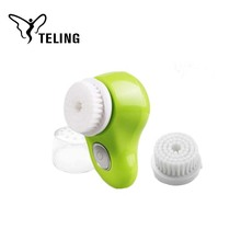 Skin deep clean electric face cleaning brush