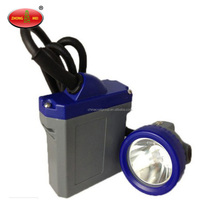 Lithium Kl5lm Led Mining Cap Lamp With Battery Charger