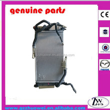Mazda Aluminum Radiator Car Radiator With Transmission Oil Box For M3 2010 1.6 AT