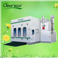 Customized water based Car Paint Spray & Bake Booth Oven HX-800-9