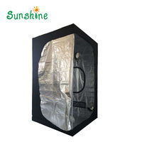 Greenhouses 120x120x200 grow tent for garden use