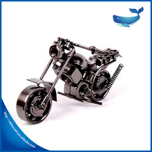 Metal handicraft decoration Home Furnishing large iron motorcycle model