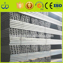 Hot selling U-beam Mining Support c channel steel galvanize post c profile steel