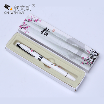 Business Gift Logo Printed Custom Designed Advertising Ball Pen For Promotional