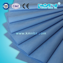 medical pe film laminated non woven fabric