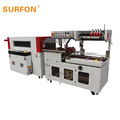 SF-400LA Automatic L Type Sealer and Shrink Tunnel