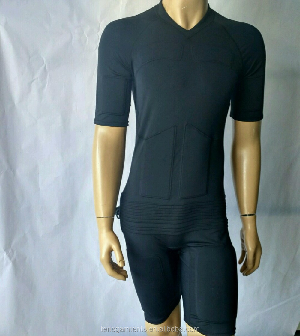Electric Muscle Therapeutic massage ems wirless suit