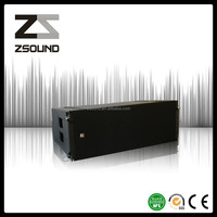 line array pro sound speakers, professional line array system