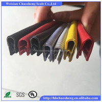 Rubber seal strip with steel/auto sealing spare parts