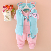 C22274B Winter Design New Fashion Babies Winter Clothes