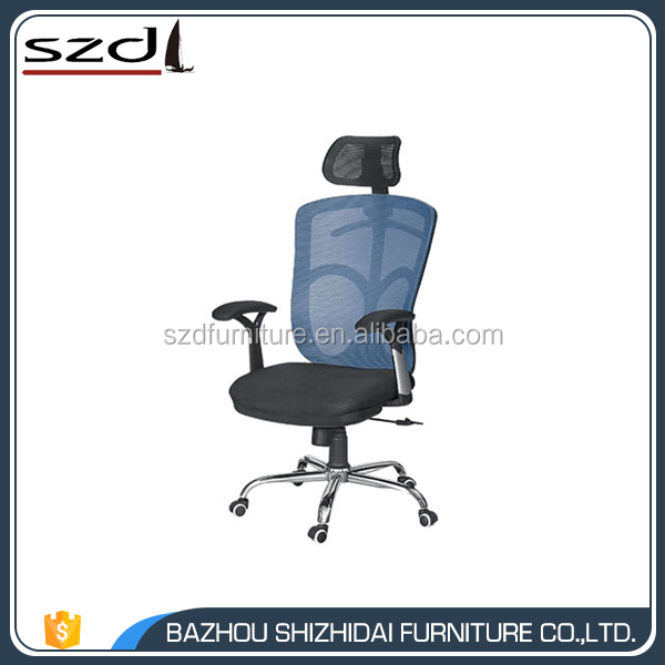 Hotest selling mesh recliner chair office chair boss chair with head rest SD-5811