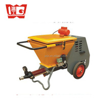 220V gypsum cement spraying plaster equipment machine