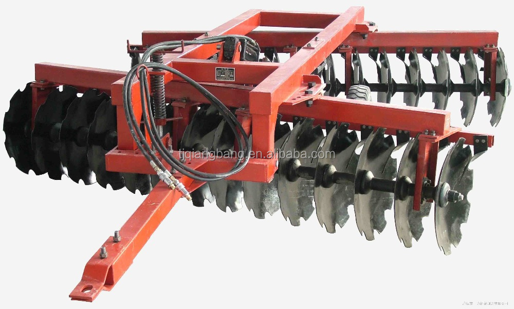 Tianjin Tractor Parts : Agricultural tool tractor compact disc harrow for sale