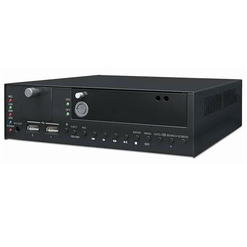 8CH Mobile DVR with HDD+2SD